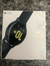 Samsung Galaxy Watch Active 2 SM-R830 40mm Aluminum Case with Sport Band...
