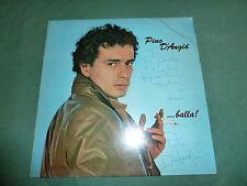 PINO D'ANGIO' - BALLA autografato