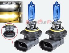 9005 HB3 XENON HID HIGH BEAM HEADlIGHT / FOG HALOGEN BULBS 5000K #1001
