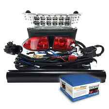 Club Car Precedent Golf Cart Deluxe LED Light Kit w/Turn Signals 08.5-UP