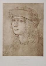 Timoteo Viti Urbino Italien Portrait Raffael Oxford Renaissance Kind