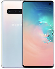 Samsung Galaxy S10 SM-G973F - 128GB - Prism White (Dual-SIM) NEU OVP