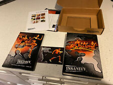 INSANITY Ultimate Cardio Workout 13 Disc DVD complete set by BEACHBODY
