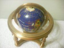 Precious Stone World Globe