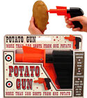 SPUD GUN POTATO SHOOTER SHOT TOY GIFT FUN PARTY BAG CHRISTMAS STOCKING FILLERS