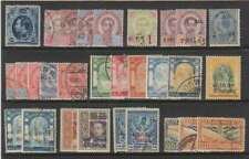A9550: Better Thailand Stamps, Earlier; CV $120