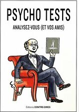 Livre -  Psycho Tests - Analysez-Vous (Et Vos Amis) Kitty Bowler