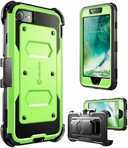 i-Blason For iPhone SE 2nd Gen 2020 / iPhone 7/8 Shockproof Holster Case +Screen