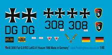Peddinghaus 3056 1/48 FIAT (G) . 91 R/3 LE KG 41 Husum 1966