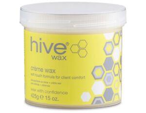 Hive Creme Wax Tub 425g New