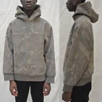 Yeezy Season 3 Grey Beige Camo Hoodie Kanye West's Authentic Guarantee All Size