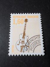 FRANCE TIMBRE PREOBLITERE 213 dentelé 13, MUSIQUE GUITARE, VF MNH stamp