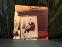 """Hank Williams/Hank Williams Jr. """"Insights into Hank"""" LP Vinyl Record 12"""" 33 Used"""