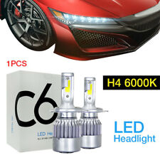 225E Nighteye H4 9003 Hb2 LED Car Headlight Bulbs Light Hi/lo Beam Kit DIY Color