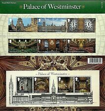 GB 2020 PALACE OF WESTMINSTER PRESENTATION PACK