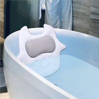Komfort Badewannenkissen in Weiß | Nackenkissen | Badekissen | Wannenkissen Neu