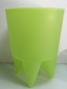 Laundry Container Seat Tonne Bubu Starck Light Green