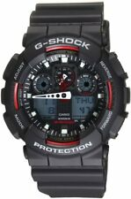 CASIO MEN'S BLACK G-SHOCK X-LARGE WATCH GA100-1A4