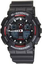 CASIO MEN'S BLACK G-SHOCK X-LARGE WATCH GA100-1A4
