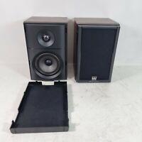 Wharfedale Diamond V Bookshelf Speakers 6ohm 100w mahogany