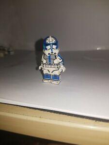 Lego Star Wars ARC Trooper  Hammer Phase II Gear 501st Custom Clone Figure