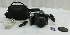 Canon PowerShot SX20 IS 12.1MP Digital Camera W/ 4GB SD Card and Bag
