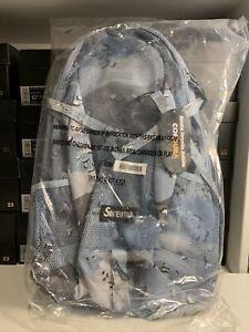 supreme blue Como backpack SS20B4