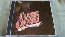 TIME LIFE CLASSIC COUNTRY 1965-1969 OOP RARE 30 TRACK 2 CD SET FREE SHIPPING