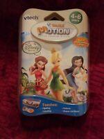 Vtech V. Smile Motion Game - Disney Fairies - Tinker Bell