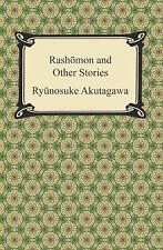 Rashomon and Other Stories by Ryunosuke Akutagawa (2014, Paperback)