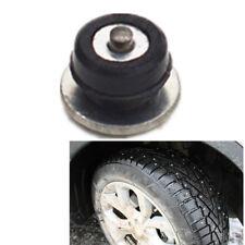 100X Ice Nails Road Tire Stud Tips Anti Skid Snow Car Wheel Screws Rubber Sleeve
