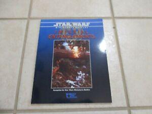 Star Wars RPG WEG Imperial Entanglements