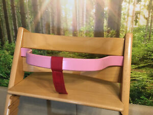 Stokke Tripp Trapp Baby rail with leather belt for chairs before 2011 year