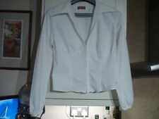 Replay White Ladies Shirt - Size L