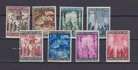 s16619) VATICANO  MNH** 1949 Holy year 1950 8v