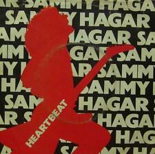"Sammy Hagar(7"" Vinyl P/S)Heartbeat-Capitol-RED 1-UK-VG-/Ex"