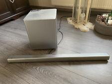 samsung soundbar mit Wireless subwoofer 320 Watt PS-WH551