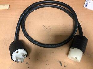 30 Amp Twist Lock Extension Cord