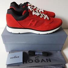 HOGAN H254 Sneakers Uomo EU 44.5 UK 10 Scarpe Camoscio - HO-022   SCONTO 40%