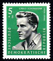 849 postfrisch DDR Briefmarke Stamp East Germany GDR Year Jahrgang 1961
