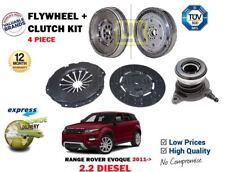 für Range Rover Evoque 2.2 D 2011- > DMF Schwungrad +KUPPLUNGSSATZ+Hydraulik