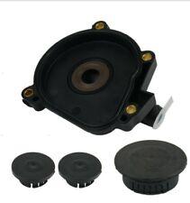 For Mercedes Crank Case Vent Valve Engine Oil Separator Cover W/ Rear Cam Plugs