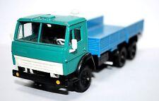 SOVIET CARS RUSSIAN DIECAST SCALE MODEL 1:43 KAMAZ 5320 truck ussr cccp metal