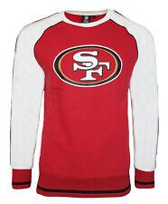 NFL San Francisco 49ers Sweatshirt Mens S or M Sweater Hoodie Hooded Top Jers
