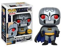 Funko POP BTAS Series 2 Robot Batman Limited Chase Batman the Animated Series