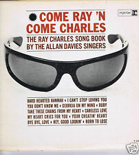 LP ALLAN DAVIES SINGERS COME RAY N COME CHARLES