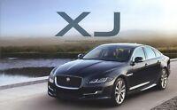 Jaguar XJ Preisliste 2015 6/15 price list prijslijst Spezifikationen Preise Auto