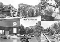 BG384 bad gottleuba klinik sanatorium  CPSM 14x9.5cm germany