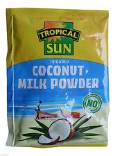3 x Tropical Sun Coconut Milk Powder