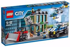 LEGO City 60140 Bulldozer Break-in